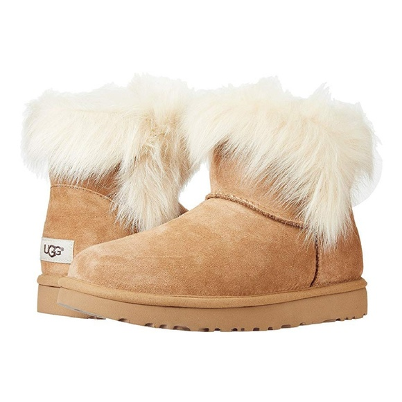 6e1c40c5d19 NWOB UGG Milla Suede Boot NWT